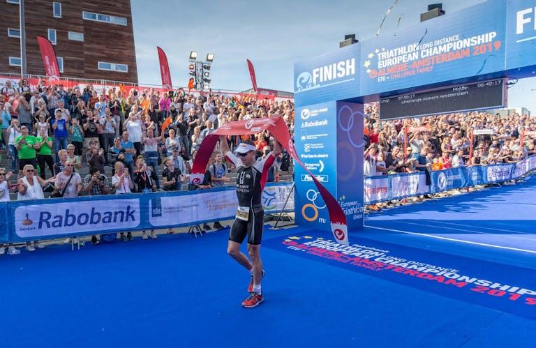 Almere maakt zich op voor aangepast WK Triathlon