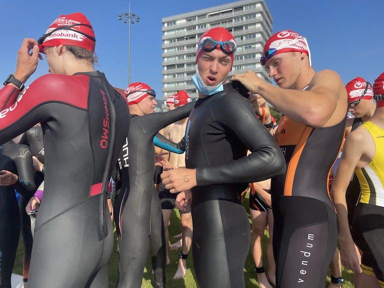 Almeerders pakken winst Junior Challenge Challenge Almere-Amsterdam